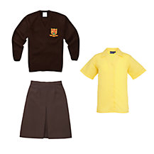 St John Bosco Arts College Girls' Uniform