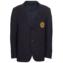 Buy St John's Walham Green CE Primary School Unisex Blazer, Navy Online at johnlewis.com