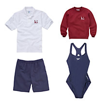 Leehurst Swan School Girls' Years 4 - 6 Sports Uniform