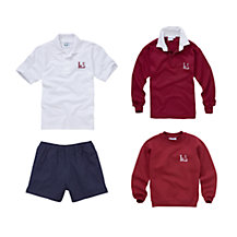 Leehurst Swan School Boys' Years 7 - 11 Sports Uniform