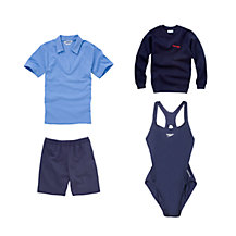 The Godolphin School Girls' Sports Uniform