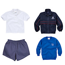 Sherborne House School Boys Reception - Year 6 Sports Uniform