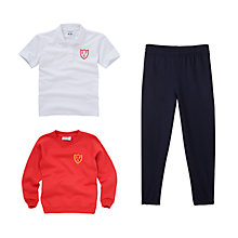 Buy Sunninghill School Girls' Nursery Uniform Online at johnlewis.com