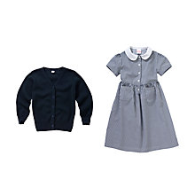 Buy Sunninghill School Girls' Reception - Years 1 & 2 Summer Uniform Online at johnlewis.com