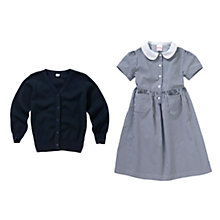Buy Sunninghill School Girls Years 3 - 8 Summer Uniform Online at johnlewis.com
