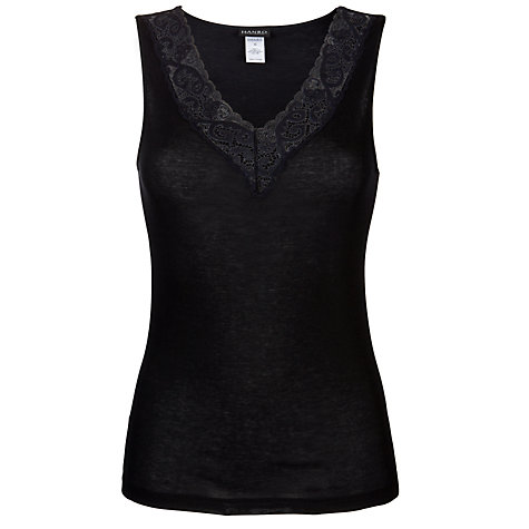 Buy Hanro Moments Lace Camisole Online at johnlewis.com