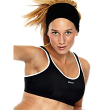Buy Shock Absorber Multi Sport Bra, Black Online at johnlewis.com