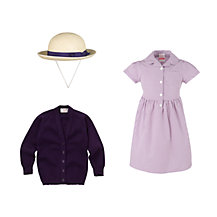 Rudston Preparatory School Girls' Lower & Senior School Summer Uniform