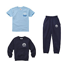 Whitehall School Boys' Nursery Uniform
