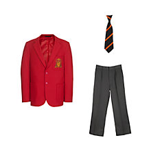 Buy St John's College Boys' Infant & Junior Winter Uniform Online at johnlewis.com
