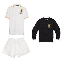 Buy St John's College Girls' Infant & Junior Sports Uniform Online at johnlewis.com