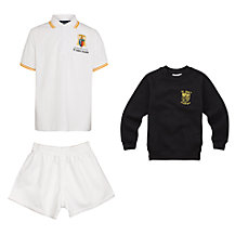 St John's College Boys' Infant & Junior Sports Uniform (R05 to R11)