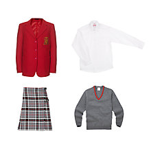 Buy St John's College Girls' Senior General Uniform Online at johnlewis.com