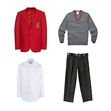 Buy St John's College Boys' Senior General Uniform Online at johnlewis.com
