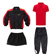 St John's College Girls' Senior Sports Uniform (R12 to R16)