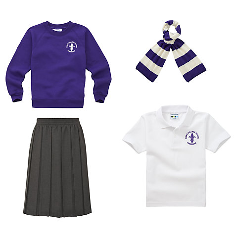 Buy King's College School Girls' Pre-Prep Winter Uniform Online at johnlewis.com