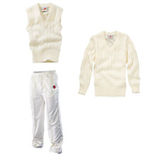 Buy King's College School Boys' Cricket Uniform (Team Only) Online at johnlewis.com