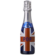 Buy Pommery Pop Union Jack Champagne, 20cl Online at johnlewis.com