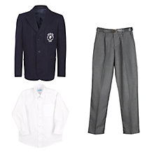 Sancton Wood School Boys' Junior Winter Uniform