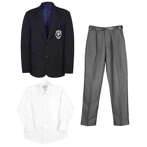 Buy Sancton Wood School Boys Upper School Winter Uniform