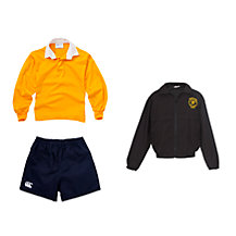 Sancton Wood School Boys' Senior Outdoor Sports Uniform