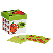 Buy Mr Men Box Trivia, Mr Clever Teasing Trivia Online at johnlewis.com