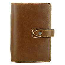 Buy Filofax Leather Malden Personal Organiser Online at johnlewis.com