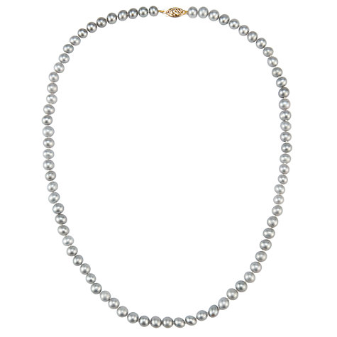 Buy A B Davis Freshwater Pearl Necklace Online at johnlewis.com