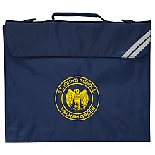 Buy St John's Walham Green CE Primary School Unisex Book Bag Online at johnlewis.com