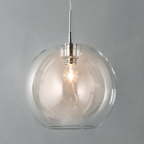 Buy john lewis gloria ceiling light john lewis for Kitchen lighting ideas john lewis