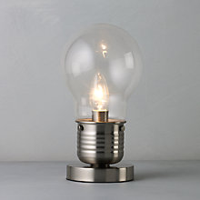Buy House by John Lewis Watt Table Lamp, 28 x 15cm Online at johnlewis.com