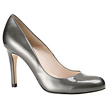 Buy L.K. Bennett Shilo Round Toe Classic Court Shoes Online at johnlewis.com