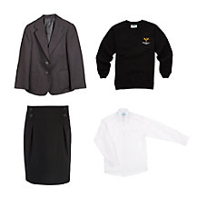 Bucksburn Academy Girls' Uniform