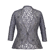 Buy Chesca Lace Cornelli Embroidered Trim Jacket Online at johnlewis.com