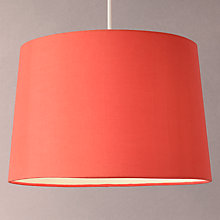Buy John Lewis Gemma Cylinder Shade Online at johnlewis.com