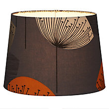 Buy Sanderson Dandelion Clocks Shades, Charcoal Online at johnlewis.com