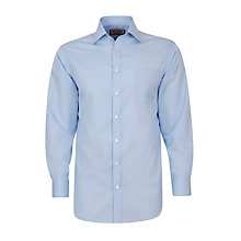 Buy Thomas Pink XL Sleeves Sebastian Oxford Shirt Online at johnlewis.com