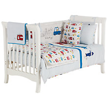 Buy John Lewis Men At Work Bedding Range Online at johnlewis.com