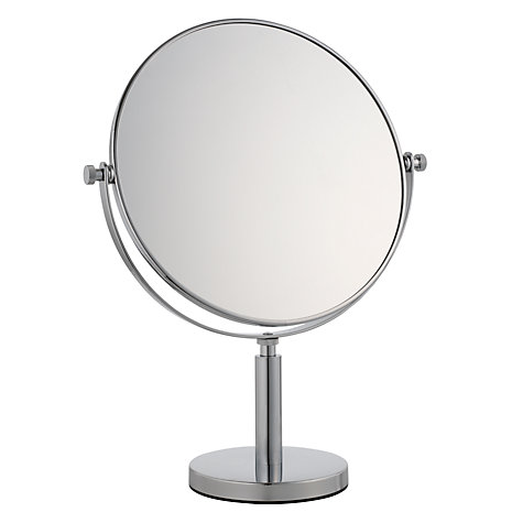 Buy John Lewis Round Pedestal Mirror Online at johnlewis.com