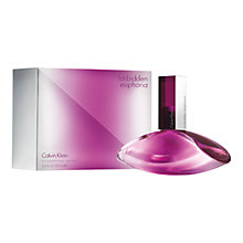 Buy Calvin Klein Forbidden Euphoria Eau de Parfum Spray Online at johnlewis.com