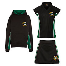 Dartford Grammar School For Girls Sports Uniform