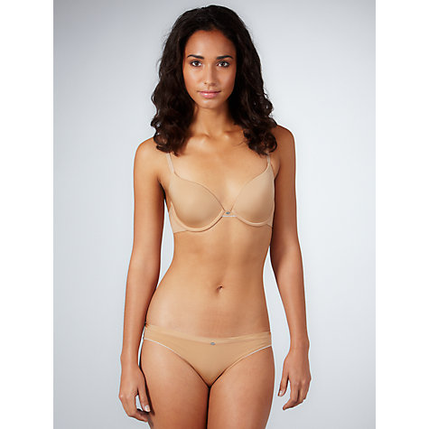 Buy Calvin Klein Naked Glamour T-Shirt Bra Online at johnlewis.com