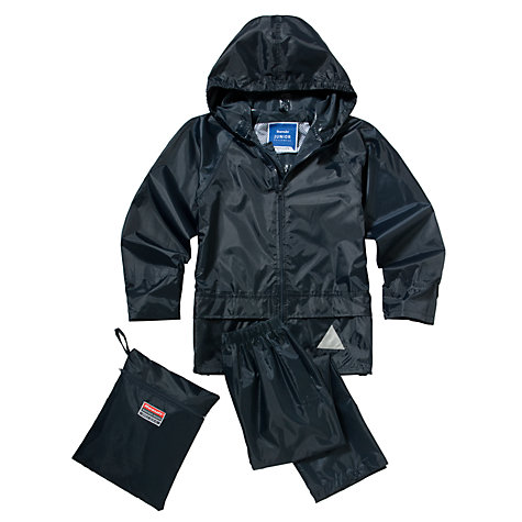 Buy Unisex Storm Suit-in-a-Bag, Navy Online at johnlewis.com