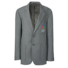 Buy Knole Academy Boys' Blazer, Grey Online at johnlewis.com