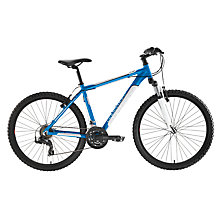 Buy Adventure Trail Men's Mountain Bike, Blue Online at johnlewis.com