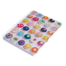 Buy Go Stationery Cupcake Notebook Online at johnlewis.com
