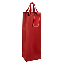 Buy John Lewis Bottle Gift Bag Online at johnlewis.com