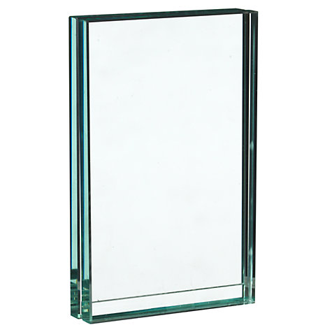 Buy John Lewis Glass Sandwich Photo Frames Online at johnlewis.com