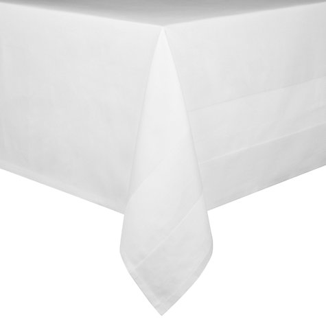 Buy John Lewis Fine Tablecloths Online at johnlewis.com