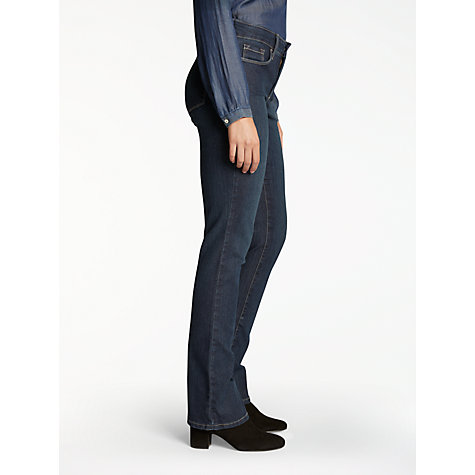 Buy NYDJ Basic Bootleg Jeans, Indigo Online at johnlewis.com